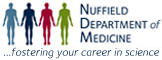 Nuffield Department of Clincial Medicine logo